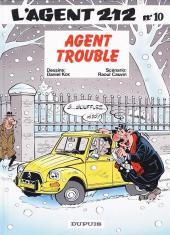 L'agent 212 -10a1998- Agent trouble