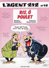 L'agent 212 -12a1996- Ris, Ô poulet