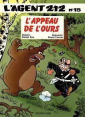 L'agent 212 -15a1998- L'appeau de l'ours