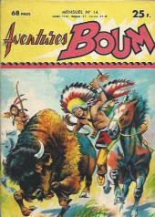 Aventures BOUM -14- Les Faux Agents