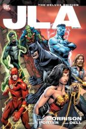 JLA (1997) -INT-02- JLA: The Deluxe Edition volume 2
