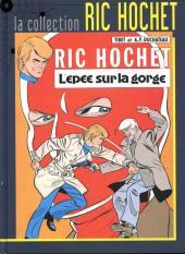 Ric Hochet - La collection (Hachette) -27- L'épée sur la gorge