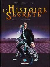 L'histoire secrète -27- Santa Muerte