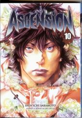 Ascension (Sakamoto) -10- Tome 10