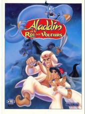 Walt Disney (Dargaud) - Aladdin et le Roi des Voleurs