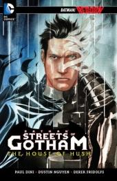 Batman: Streets of Gotham (2009) -INT3a- The House of Hush