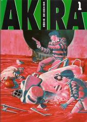Akira (Glénat en N&B) -1FL- Tome 1