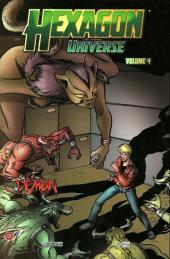 Hexagon universe -4- Dick Demon