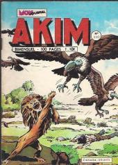 Akim (1re série) -330- La pyramide verte