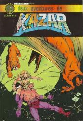 Ka-Zar -Rec02- Album N°2 (n°3 et Conan n°15)