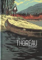 La vie sublime - Thoreau - Tome 0