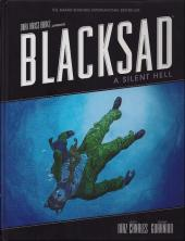 Blacksad (en anglais, Dark Horse) -2- A Silent Hell