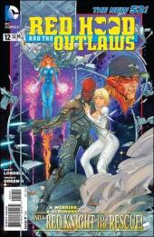 Red Hood and the Outlaws (2011) -12- We are familly… come on everybody and die