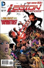 Legion of Super-Heroes (2011) -12- Cataclysm