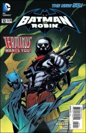 Batman and Robin (2011) -12- Terminus: Last Gasp