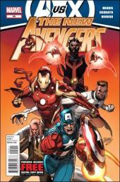 New Avengers (The) (2010) -29- AvsX
