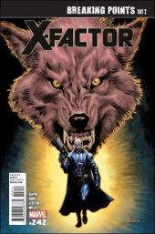 X-Factor (Marvel comics - 1986) -242- Breaking points : five days that will change X-Factor forever day two