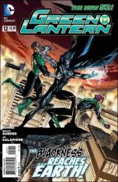 Green Lantern Vol.5 (DC Comics - 2011) -12- The revenge of black hand part 2