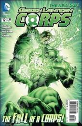 Green Lantern Corps (2011) -12- Alpha-war : meditations in green