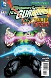 Green Lantern: New Guardians (DC Comics - 2011) -12- In the name of love