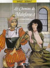 Les chemins de Malefosse -1c1992- Le diable noir