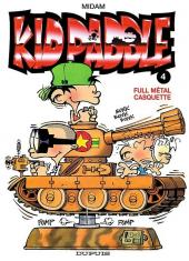 Kid Paddle -4a2005- Full métal casquette
