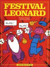 Léonard -RC- Festival léonard