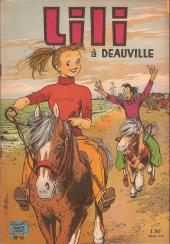 Lili (L'espiègle Lili puis Lili - S.P.E) -21- Lili à deauville