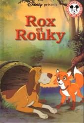 Mickey club du livre -219- Rox et rouky