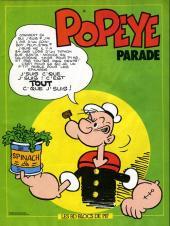 Popeye -RC- Popeye Parade