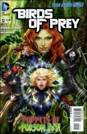 Birds of Prey (2011) -12- Heartbreak and vine