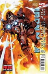 Invincible Iron Man (2008) -523- The future part 3 : swarm