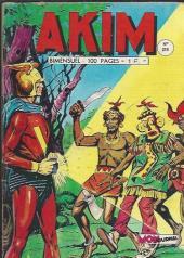 Akim (1re série) -216- La flotte du seigneur de la jungle