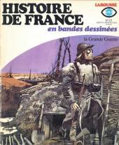 Histoire de France en bandes dessinées -22- La Grande Guerre