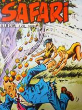 Safari (Mon Journal) -Rec13- Album N°13 (du n°49 au n°52)