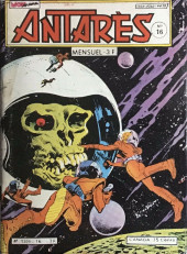 Antarès (Mon Journal) -16- L'invasion des Moktas