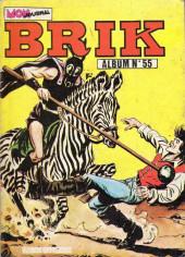 Brik (Mon journal) -Rec55- Album N°55 (du n°200 au n°202)