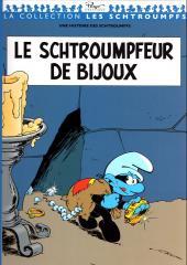 Les schtroumpfs - Collection Télé 7 jours -14- Le schtroumpfeur de bijoux