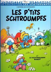 Les schtroumpfs - Collection Télé 7 jours -13- Les p'tits Schtroumpfs