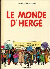 (AUT) Hergé -2a1984- Le monde d'Hergé