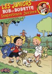 Bob et Bobette (Les Juniors) -2- Inspecteurs juniors