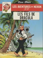 Néron et Cie (Les Aventures de) (Érasme) -82- Les fils de Dracula