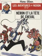 Néron et Cie (Les Aventures de) (Érasme) -48- Néron et la tête de cheval