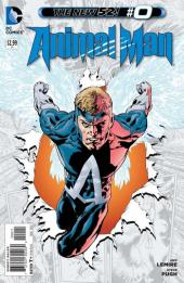 Animal Man (2011) -0- Red Birth
