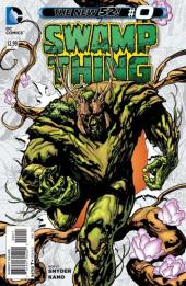 Swamp Thing (2011) -0- To Monsters