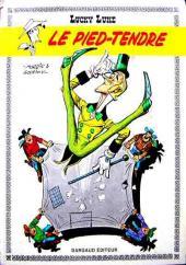 Lucky Luke -33a70- Le Pied-Tendre
