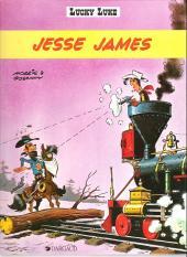 Lucky Luke -35a86- Jesse James