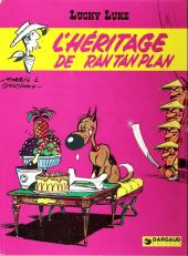 Lucky Luke -41a80- L'héritage de Rantanplan