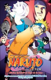 Naruto : le film -3- Mission Spéciale au Pays de la Lune