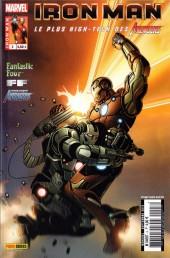 Iron Man (Marvel France - 2012) -3- Le Pont